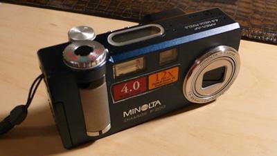 Minolta F200
