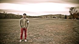 红红的裤子