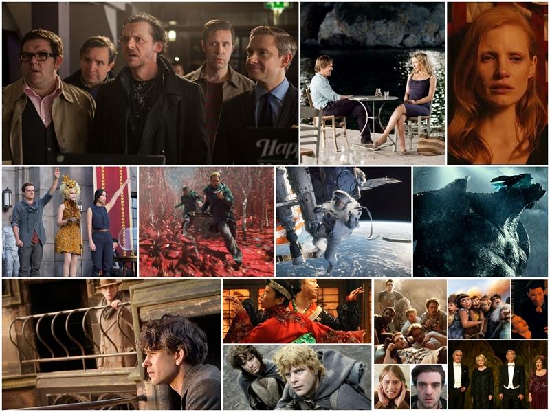 2013 movie top 10