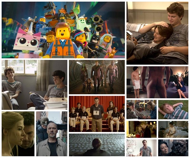 2014 movie top 10
