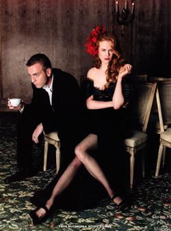 Nicole Kidman & Ewan McGregor