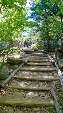 Bubble Rock Trail