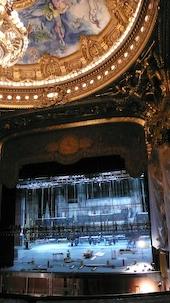 l'Opéra de Paris Garnier