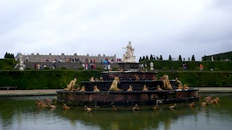 Versailles喷泉