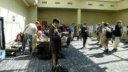 Convention Center 人群人群
