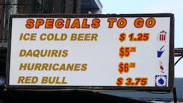 Beer to go